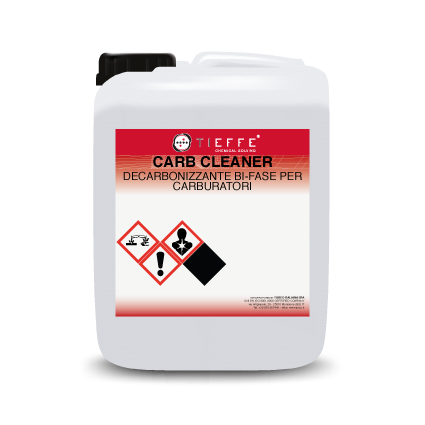 CARB CLEANER Decarbonizzante specifico per carburatore