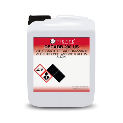 DECARB 200 US Descaling degreaser for ultrasound tanks