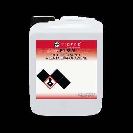 JET 89/A Detersolvente a lenta evaporazione