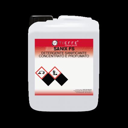 SANIX FS Detergente sanificante profumato e multiuso