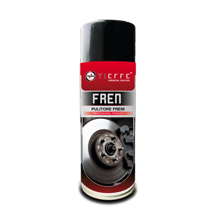 FREN Spray professionale pulizia e manutenzione di impianti frenanti