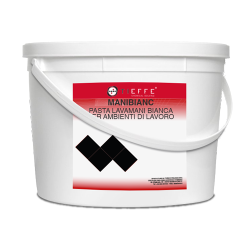 MANIBIANC White handwashing paste with glycerine for workshop